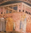 Giotto Life of Saint Francis [02] Renunciation of Wordly Goods