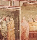 Giotto Life of St John the Baptist [02] Birth and Naming of the Baptist