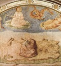 Giotto Life of St John the Evangelist [01] St John on Patmos