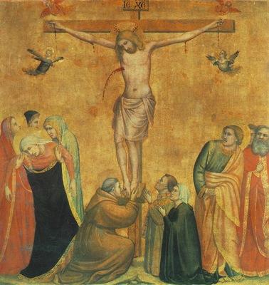 Giotto Crucifix Munich