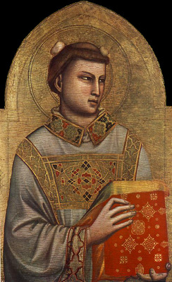 giotto saint stephen 1320
