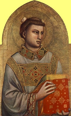 Giotto Saint Stephen