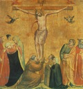 Giotto Crucifix Munich