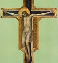Giotto Crucifix Rimini