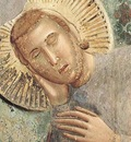 Giotto Legend of St  Francis  03  Dream of the Palace Detai
