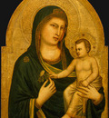 Giotto Madonna and Child