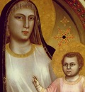 giotto madonna in glory c  1311 tempera on panel, 325 x 20