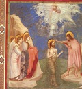 Giotto Scenes from the Life of Christ  07  The baptism of Ch