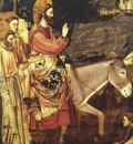 Giotto Scenes from the Life of Christ  10  Entry into Jerusa