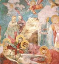 Giotto Scenes from the New Testament  Lamentation, fresco, U