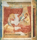 Giotto Scenes from the Old Testament  Issac Blessing Jacob,