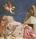 Giotto Scrovegni [05] Joachims Dream