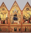 Giotto The Stefaneschi Triptych c1330