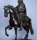 Girardon Francois Model for an Equestrtan Statue of Louis XIV