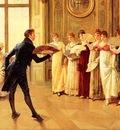 Glindoni, Henri Gillard Flirt a lEventail end