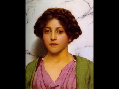 a classical beauty a