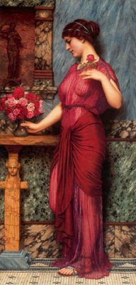 Godward An Offering to Venus