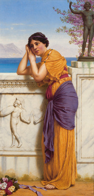 Godward Rich Gifts Wax Poor When Lovers Prove Unkind