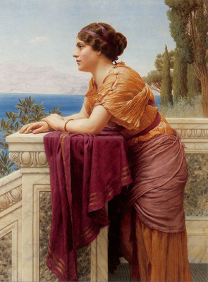 Godward The Belvedere