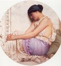 godward a grecian girl