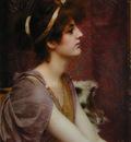 Godward Classical Beauty cropped