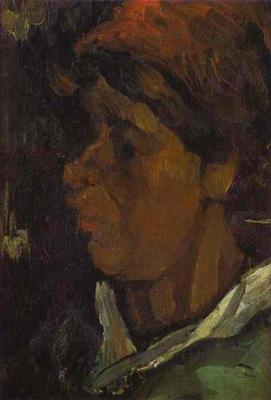 Portrait dun fermier allemand