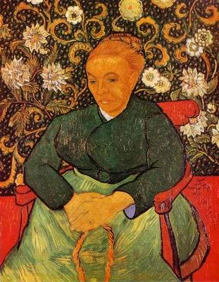 Portrait de Madame Roulin