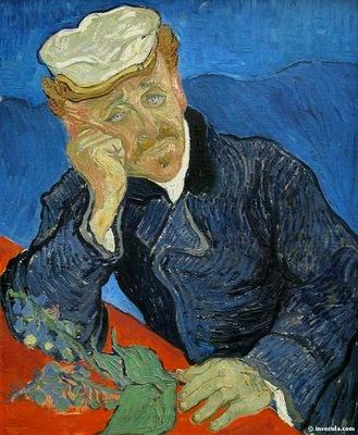 portrait du docteur paul gachet