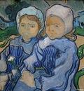 Deux fillettes