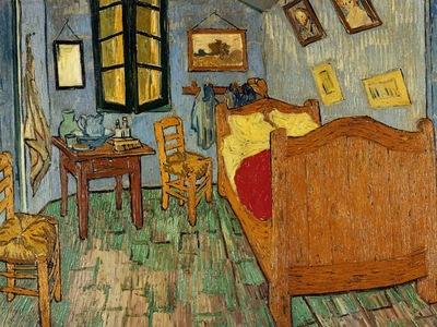 van goghs bedroom, van gogh, 1888 800x600 id
