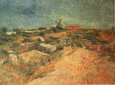 gogh vegetable montmartre