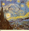 Republica SWD 035 Van Gogh The Starry Night