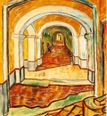 Van Gogh Corridor in the Asylum