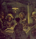 Van Gogh The potato eaters, 1885, 82x114 cm, Vincent van Gog