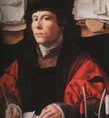 Mabuse Jan Gossaert Portrait of a Merchant, 1530, National