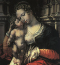Mabuse Jan Gossaert The Virgin and Child, 1527, oil on pan