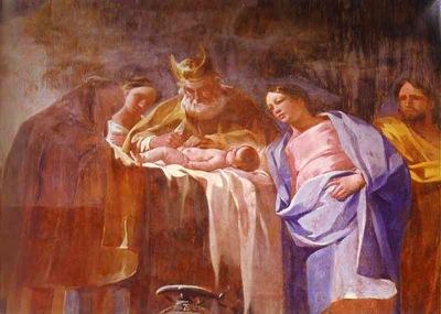 Francisco de Goya Circumcision