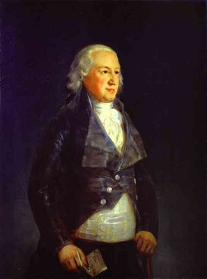 Francisco de Goya Don Pedro, Duke of Osuna