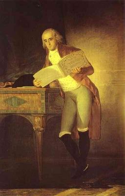 Francisco de Goya Duke of Alba