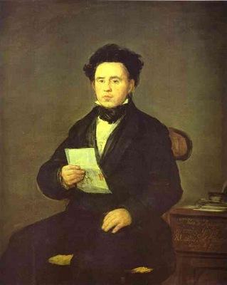 Francisco de Goya Juan Bautista de Maguiro