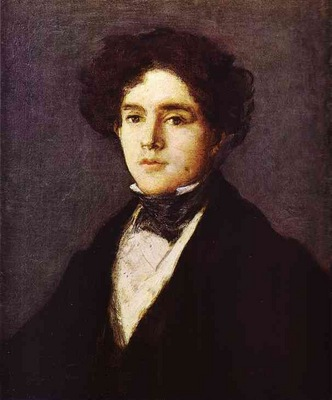 Francisco de Goya Mariano Goya, the Artists Grandson