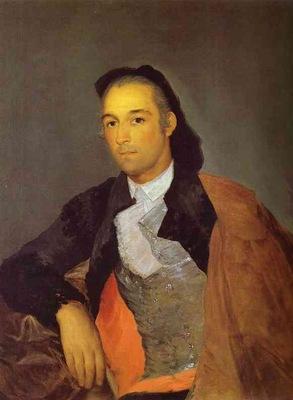 Francisco de Goya Pedro Romero