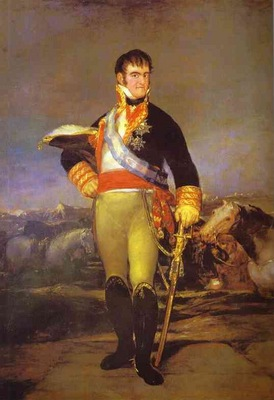 Francisco de Goya Portrait of Ferdinand VII