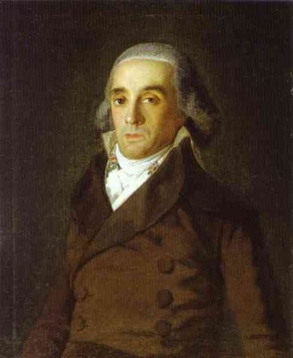 Francisco de Goya The Count of Tajo