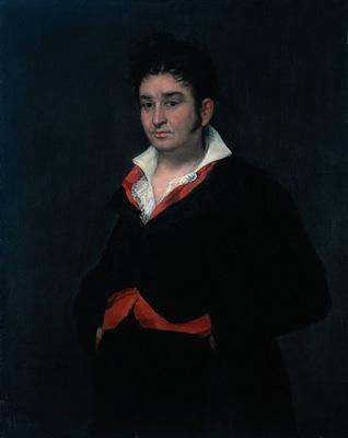 Goya Don Ramon Satue