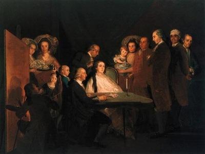 La famiglia dellInfante Don Luis  1784  Parma, Fondazione