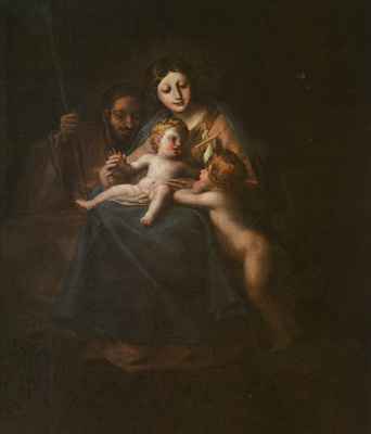 The Holy Family CGF