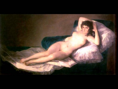 erotic art csg023 The maya nude francisco de goya