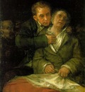 self portrait with doctor arrieta