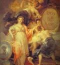 Francisco de Goya Allegory of the City of Madrid